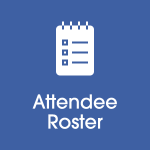 Attendee Roster