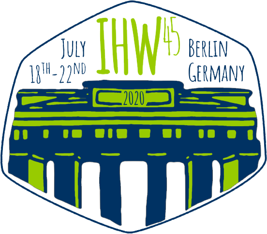 45th Annual International Herpesvirus Workshop | Berlin, Germany | July 18-22, 2020